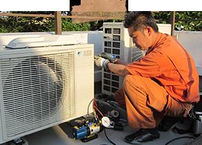 エアコン修理・クリーニング